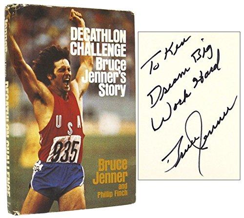 Decathlon Challenge. Bruce Jenner's Story