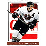 Jerred Smithson Hockey Card 1999-00 Calgary Hitmen #17 Jerred Smithson