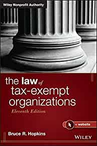 The law of tax-exempt organizations /