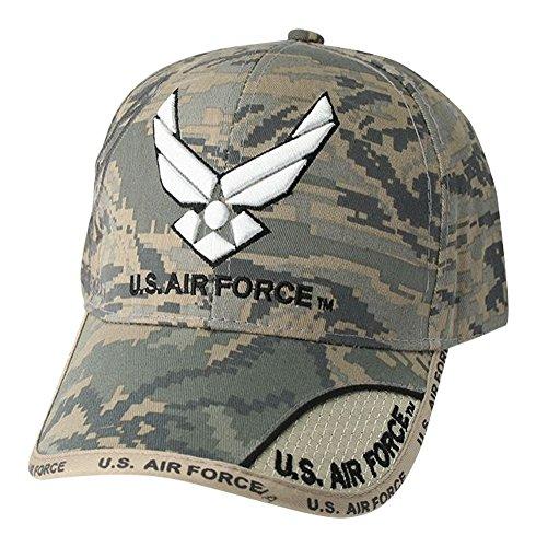 Mitchell Proffitt U.S. Air Force Cap-Camo USAF Hat