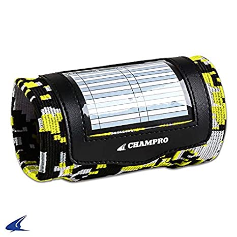 ac9f4bfabde1 Amazon.com  CHAMPRO Sports Wristband Playbook