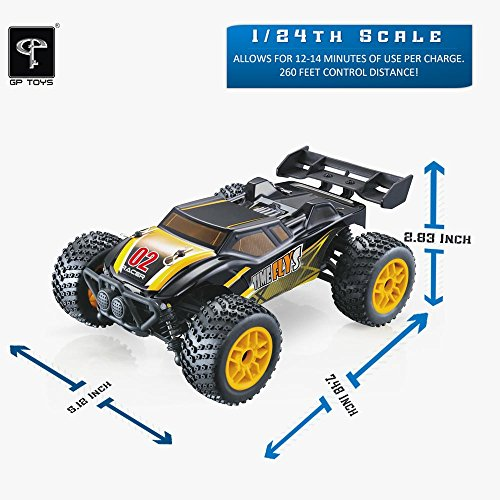 GPTOYS S607 All Terrain Remote Control Car