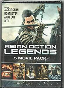 Asian Action Legends - 5 Movie Pack