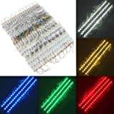 Led Module Strip - Pieces Led Module Rigid Strip String Light Multi-Colors Waterproof - Guided Faculty Striptease Illumination Conducted Mental Disrobe Illuminate - 1PCs