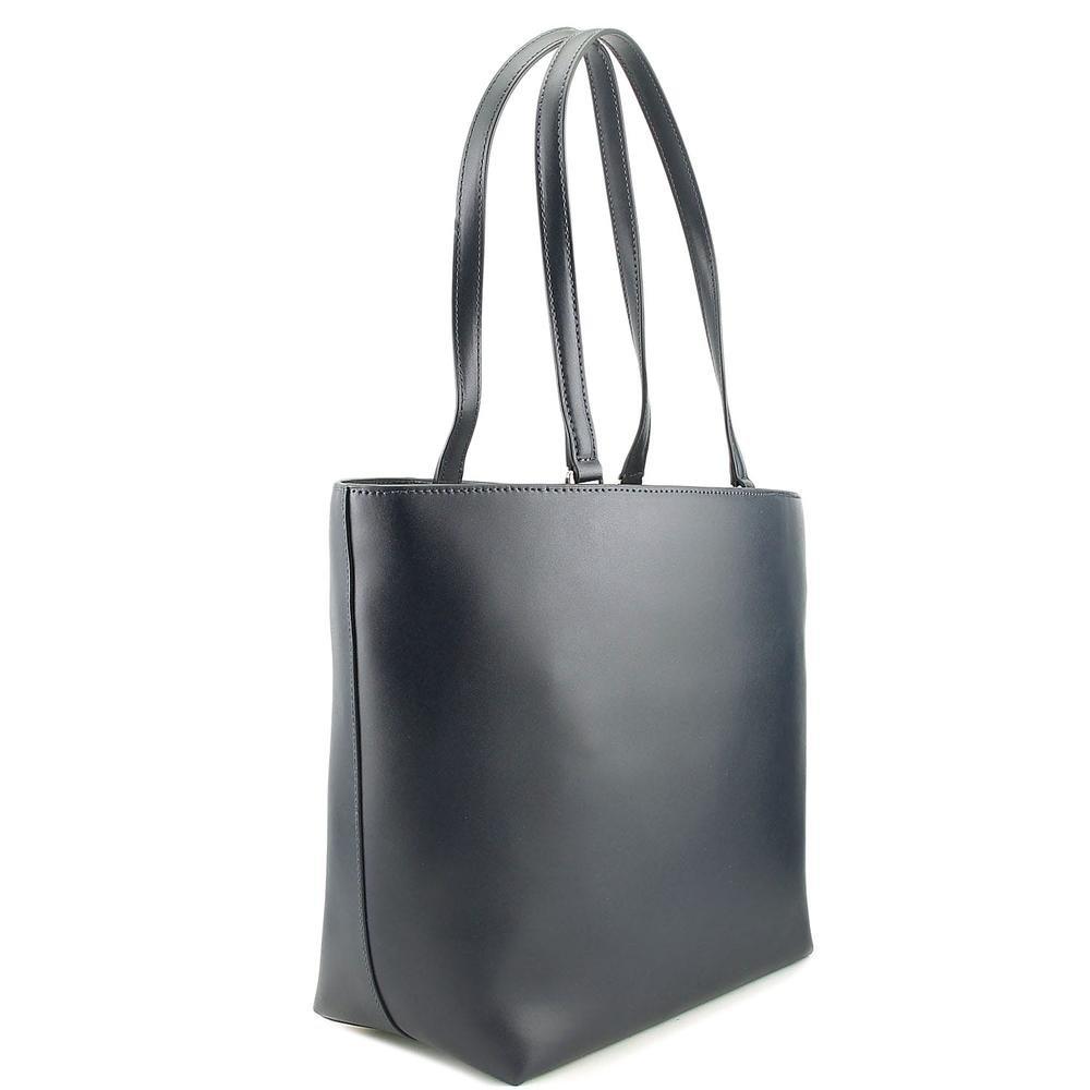 d9391a1cfe38 Michael Kors Mott Leather Tote - ADMIRAL - 30F7GOXT2L-414: Handbags:  Amazon.com