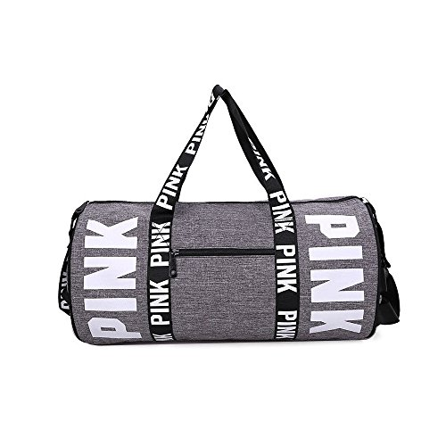 000611b6c5 New Victoria s PINK Travel Bags VS Beach Bag Sports Portable Gym ...