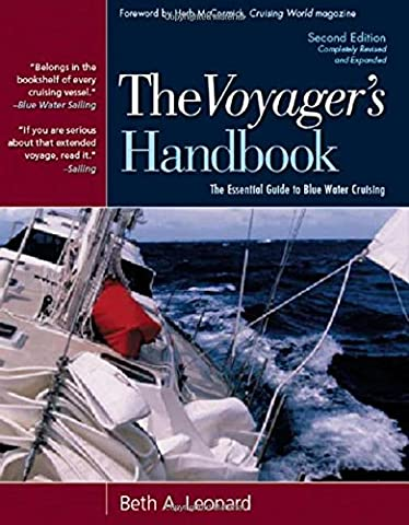 The Voyager's Handbook: The Essential Guide to Blue Water Cruising - Boating and Sailing