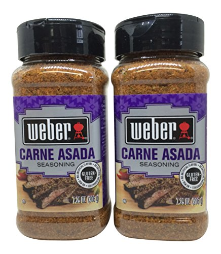 Weber Carne Asada Seasoning (2 Pack)
