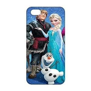 Evil-Store Frozen durable fashion 3D Phone Case for iPhone 6 plus(5.5)