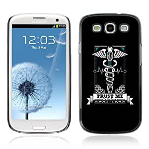 YOYOSHOP [Cool The Doctor , Doctor Who] Samsung Galaxy S3 Case by lolosakes