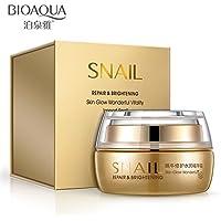 Bioaqua Snail Crema de Caracol Hidratante Anti-envejecimiento