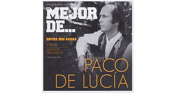 Lo Mejor De Paco De Lucía: Paco De Lucía: Amazon.es: Música