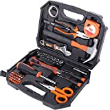 XWT 49PC Chrome-vanadium Steel Household Tool Set Tool Kit for Home