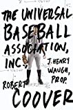 img - for The Universal Baseball Association book / textbook / text book