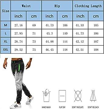Cassiecy Herren Jogginghose Sportshose Herren Hosen Traininghose Jogger Hose Fitness Sweatpants Freizeit Lang Hosen