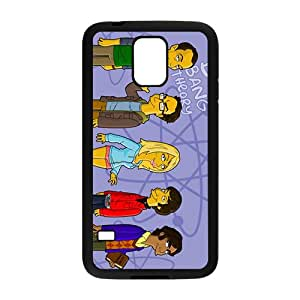 Cartoon The Big Bang Theory Design Personalized Fashion High Quality Phone Case For Samsung Galaxy S5