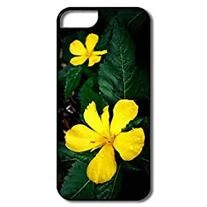 Funny Yellow Flowers IPhone 5/5s Case For Team