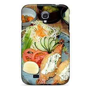 Hot Snap-on Sea Lunch In Japanese Hard Cover Case/ Protective Case For Galaxy S4