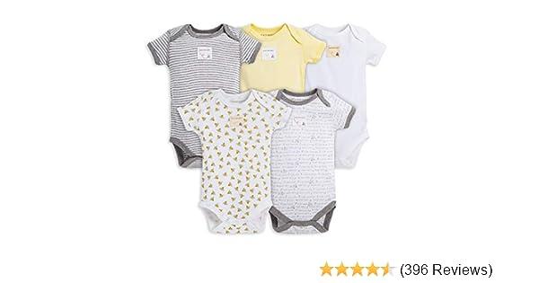 15a5e1de1 Amazon.com  Burt s Bees Baby - Unisex Baby Bodysuits
