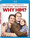 Cover Image for 'Why Him? [Blu-ray + DVD + Digital HD]'