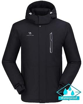 Crown De Homme Camel Vent Ski Pour Imperméable Coupe Veste HwRRzAqxF