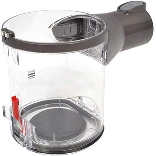 Spares2go - Cubo de basura inalámbrico de mano para aspiradora ...