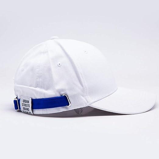 zlhcich Gorra de béisbol Protector Solar Visera Sombrero Tendencia ...