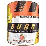 ProMera Sports BURN, Watermelon Mojito, 30 Servings, Thermogenic Fat Burner Powder for Weight Loss, Fat Burners for Men & Women