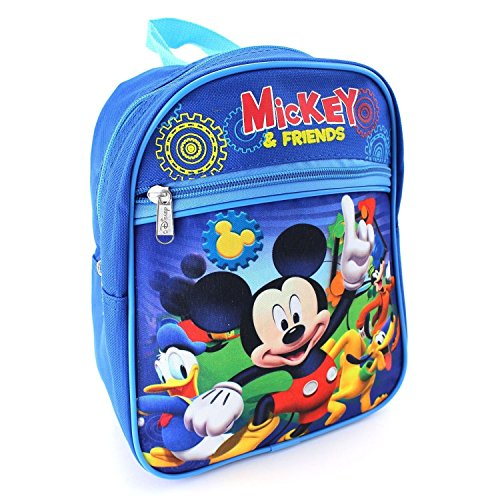 Mickey Mouse Boys Kids Toddler Preschool Mini Backpack Baby 10'' by AST Toys