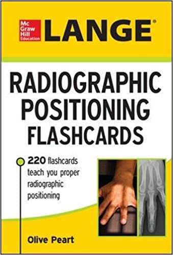 Lange radiographic positioning flashcards 9780071797320 medicine lange radiographic positioning flashcards 9780071797320 medicine health science books amazon fandeluxe Images