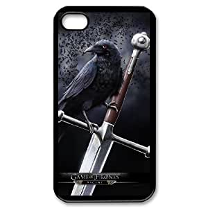 iPhone 4,4S Cases Cell Phone Case Cover Game of Thrones 5R85R514832