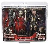 Alien VS. Predator NECA Exclusive Action Figure 2Pack Berserker Predator City Hunter