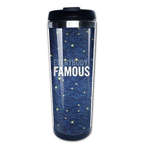 EVERYBODY FAMOUS Stainless Travel Coffee Mug