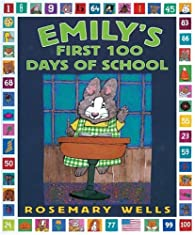 Book's Cover ofEmily's First 100 Days of School