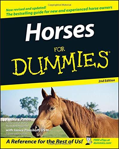 Horses For Dummies -