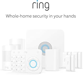 8-Piece Ring Alarm Home Security System Kit