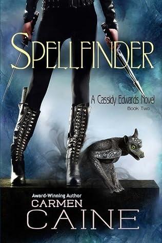 book cover of Spellfinder