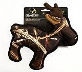 Hyper Pet Real Tree Moose Pet Toy, My Pet Supplies