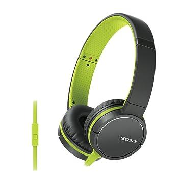 fdd0dfbf35e Sony MDR-ZX660AP Lightweight Over-Ear Headphone with: Amazon.co.uk:  Electronics