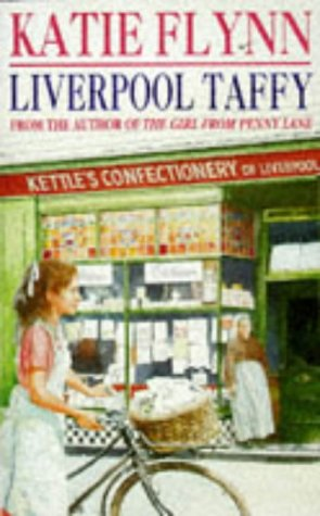 book cover of Liverpool Taffy