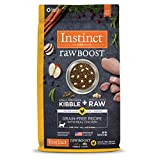 Instinct Raw Boost Grain Free Recipe with Real Chicken Natural Dry Cat Food by Nature's Variety, 10 lb. Bag Larger Image