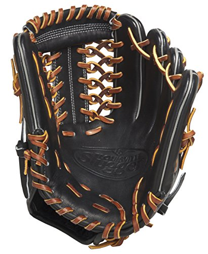 Louisville Slugger FGKTBK5 Katsu Black Fielding Glove, 11.5-Inch, Right Hand Throw