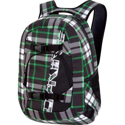 DAKINE Explorer Backpack – 1600cu in Fremont, One Size, Outdoor Stuffs