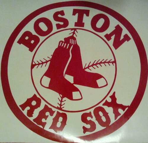 - Boston Redsox Baseball Cornhole Decals - 2 Cornhole Decals Free Window Decal
