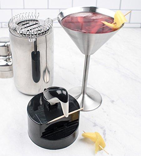 RSVP Willie Woodpicker Toothpick Dispenser