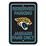 NFL Plastic Parking Sign