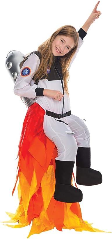 Spooktacular Creations Traje de Astronauta Volador para niños ...