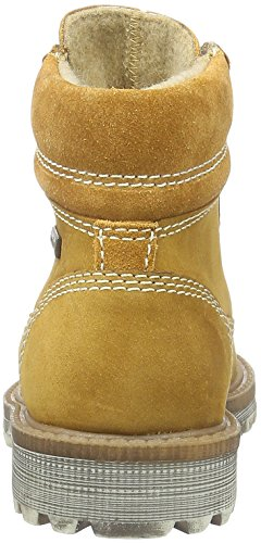 Richter Kinderschuhe Unisex-Kinder Dragon Kurzschaft Stiefel Gelb (mustard/wood 5110)
