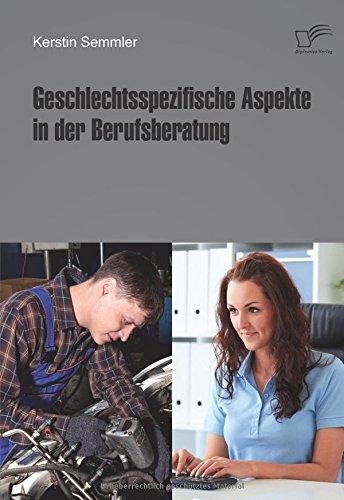 Geschlechtsspezifische Aspekte in der Berufsberatung