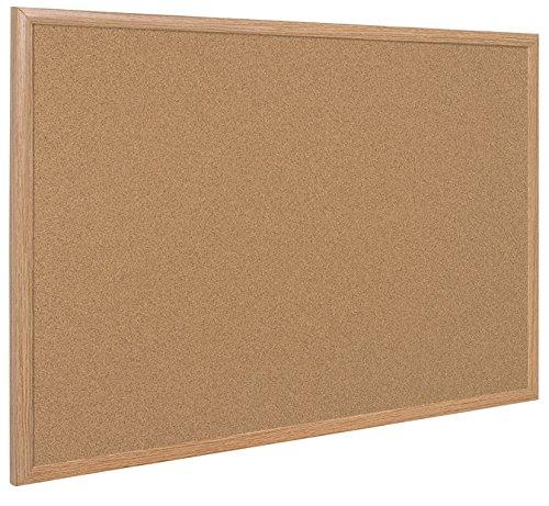 Bi-Office Earth-it SF132001239 Tableau d'affichage en liège 900 x 600 cm Chêne